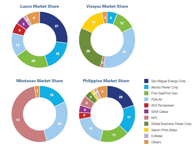 player market share per grid, via KPMG