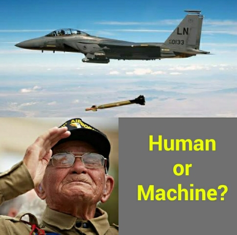 war veteran vs war machine