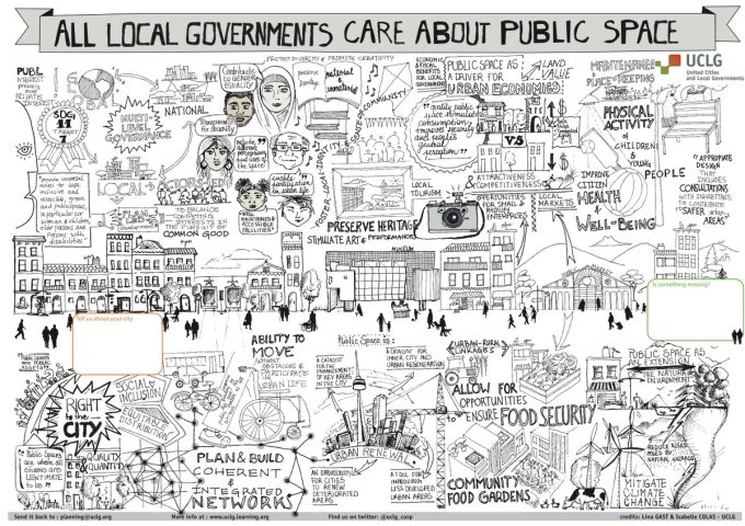 Local governments care about public space