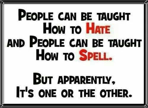 people can be taught quote
