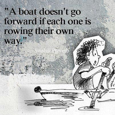 Unity quote