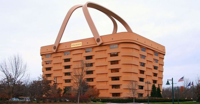 Longaberger Company basket building